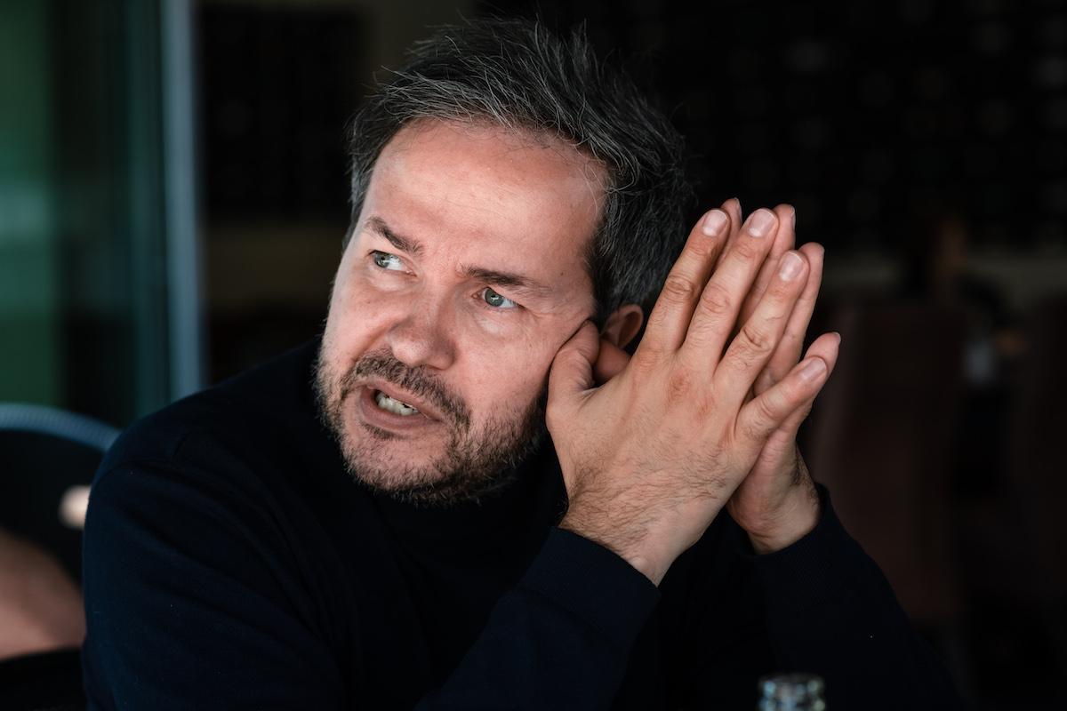 Pierre Beneš. Foto: Jakub Hrab