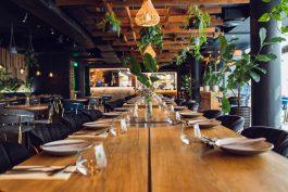 Grayling pomáhá nově otevřené restauraci Dian