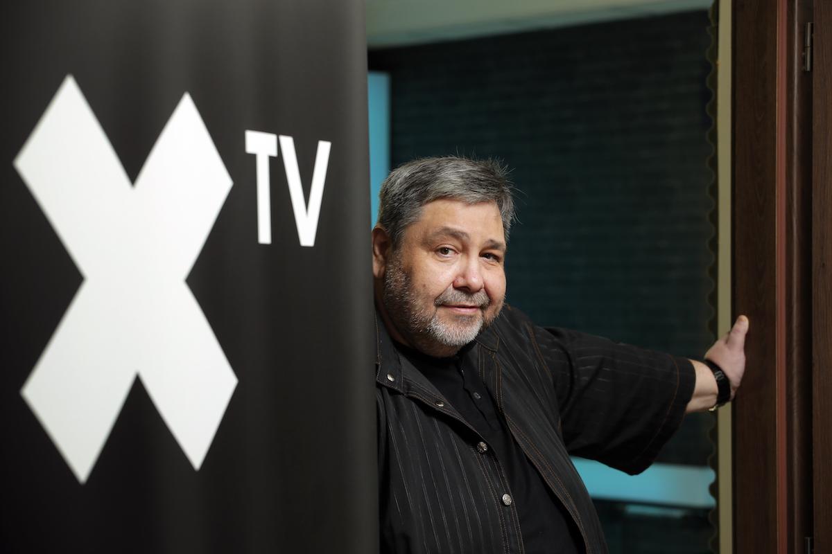 Luboš Xaver Veselý. Foto: Hynek Glos