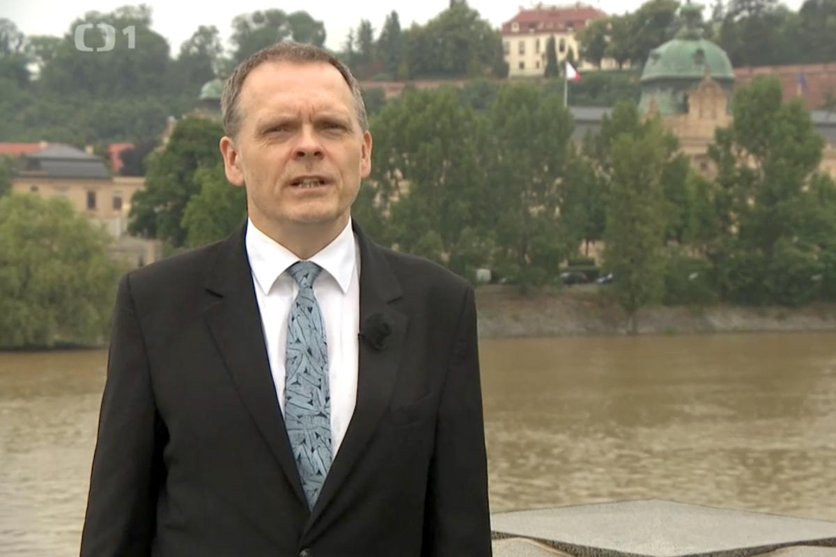 Malostranské korekce. Repro: Česká televize