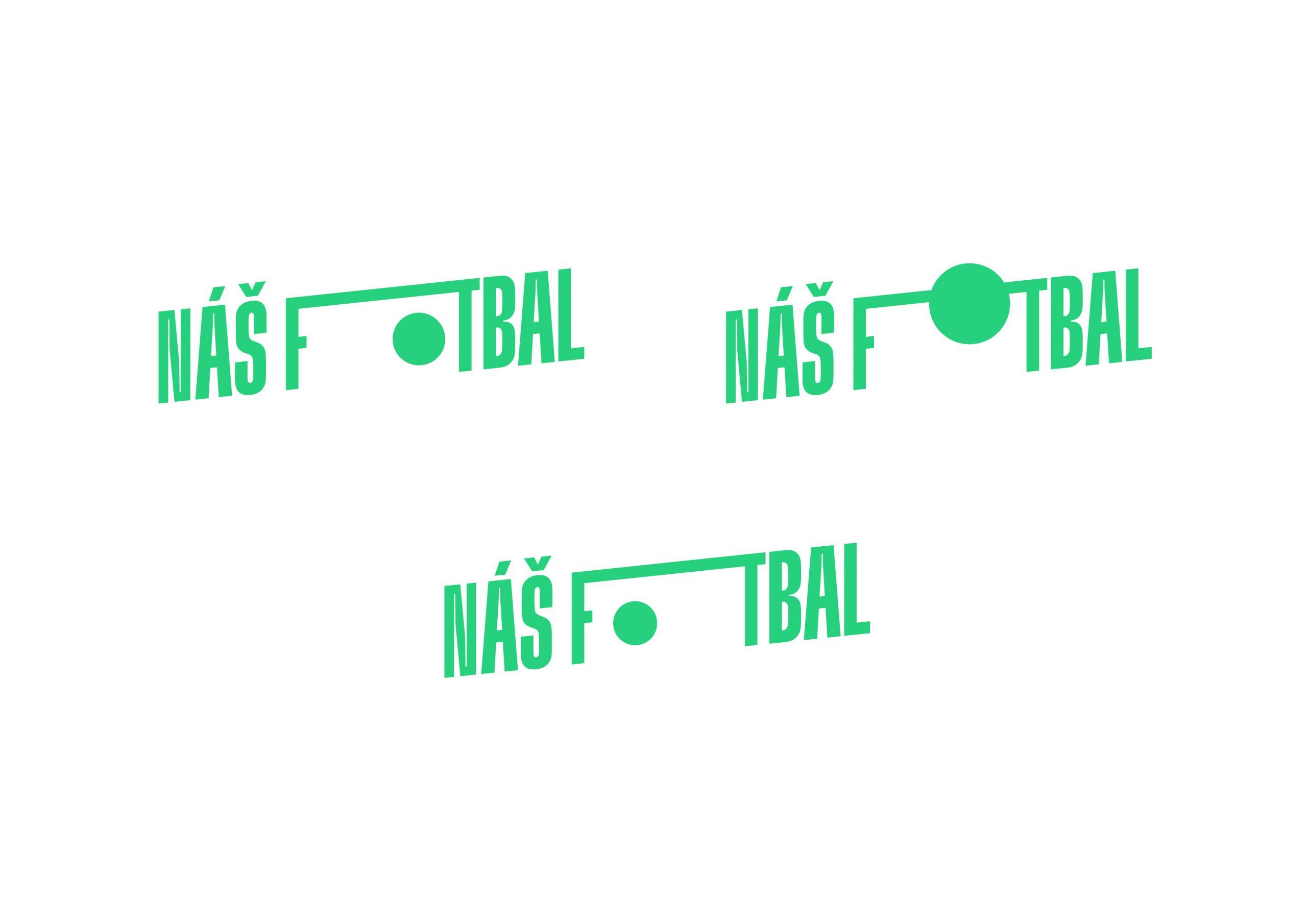Vizuální identita značky Náš fotbal