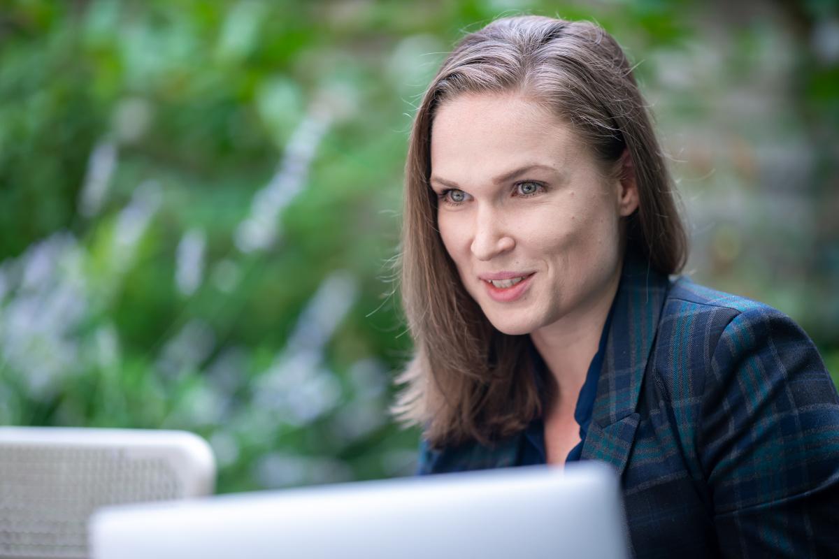 Nikita Jankovičová. Foto: Vojta Herout
