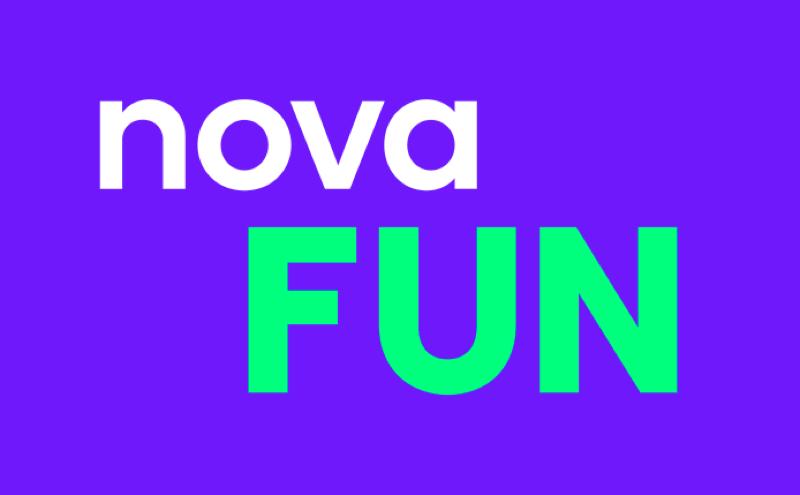 Logo kanálu Nova Fun