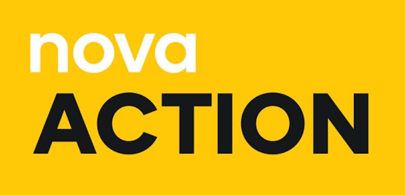 Logo kanálu Nova Action