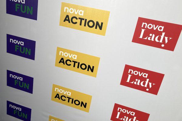 Přijde nový kanál Nova Lady, Nova 2 se změní na Nova Fun