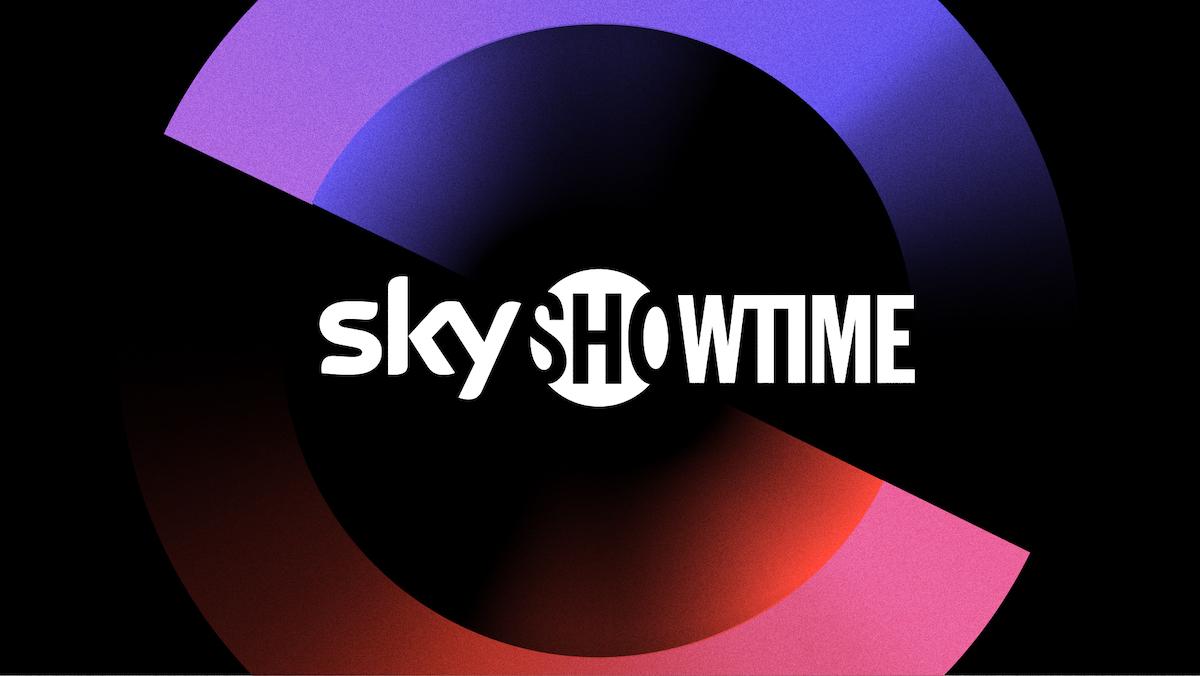 Logo nové služby SkyShowtime