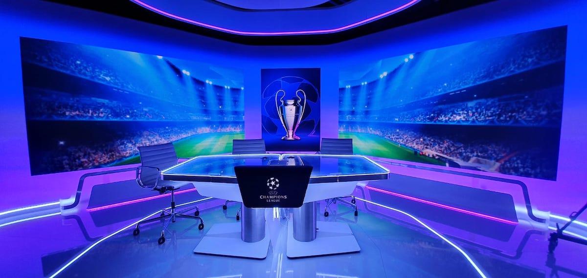 Studio Ligy mistrů na O2 TV Sport