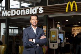 McDonald's mění v Česku generálního ředitele