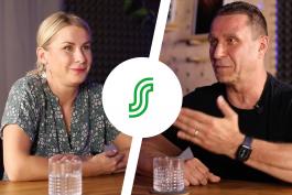 Na značky! Anna Davídková a Ivan Pukan o kampani finského řetězce S Group