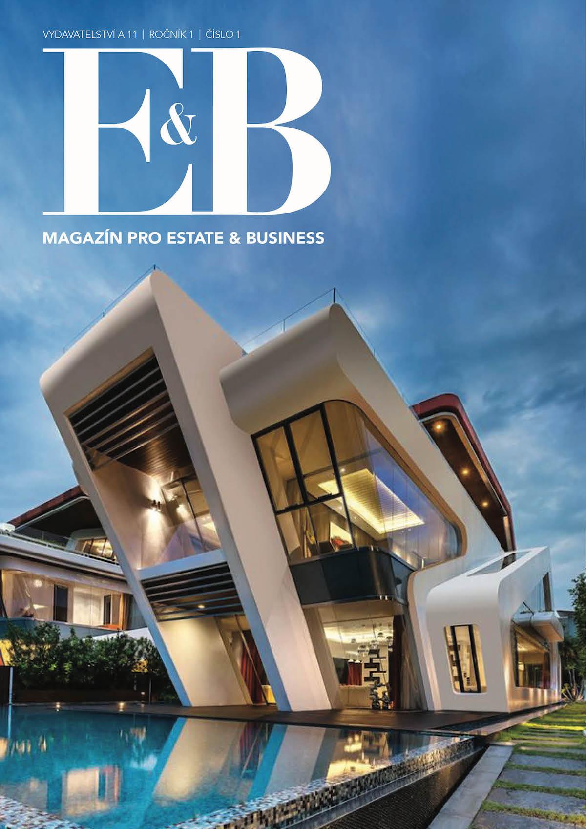 Magazín pro estate a business E&B