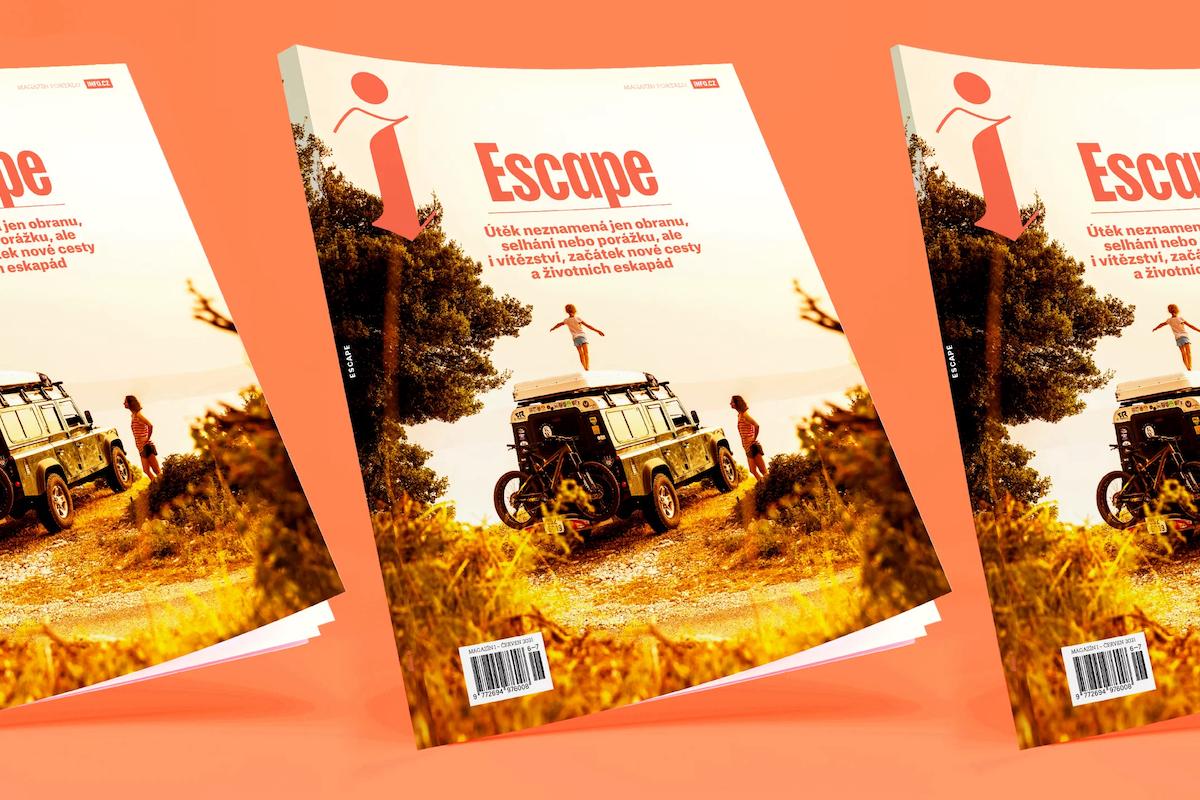 Posledním vydáním magazínu I bylo červnové dvojčíslo 6-7. Repro: Info.cz