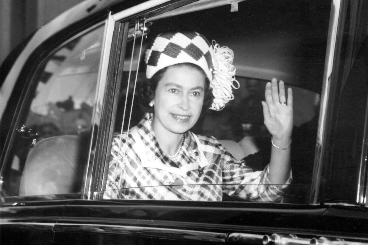 Britská královna Alžběta II. v roce 1970 v australském Queenslandu. Foto: Profimedia.cz