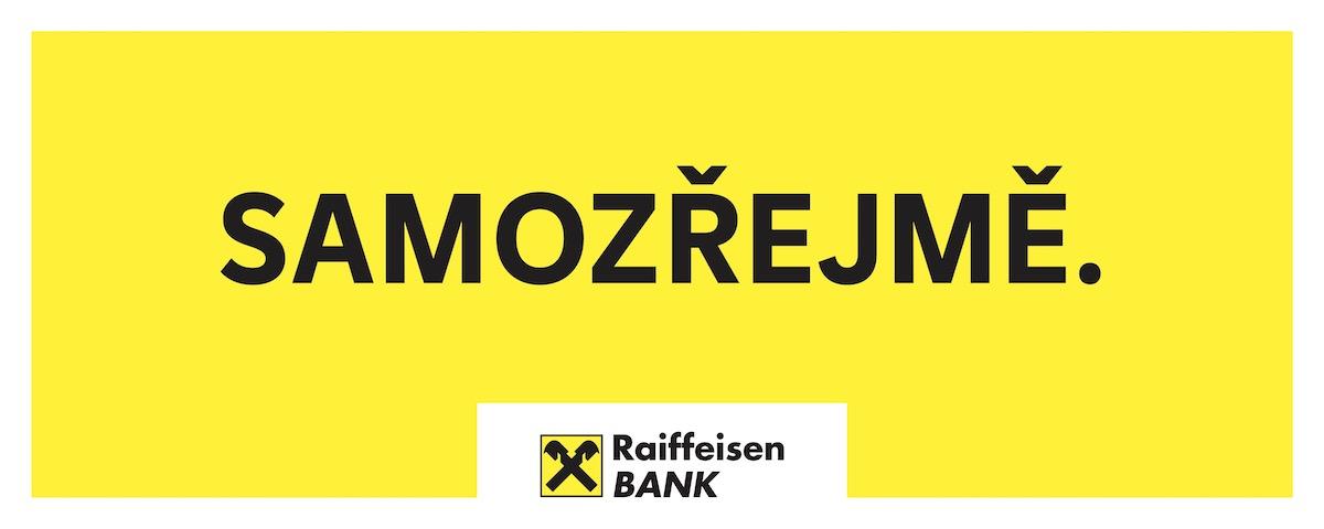 Raiffeisenbank: Samozřejmě (Ogilvy)