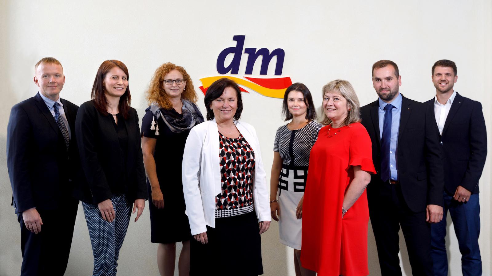 Nové širší vedení Dm Drogerie Markt