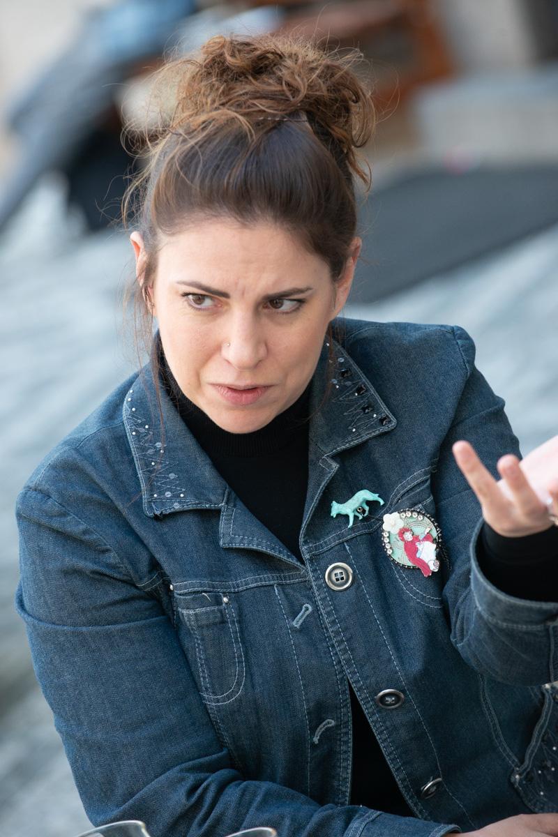 Kamila Zlatušková. Foto: David Bruner
