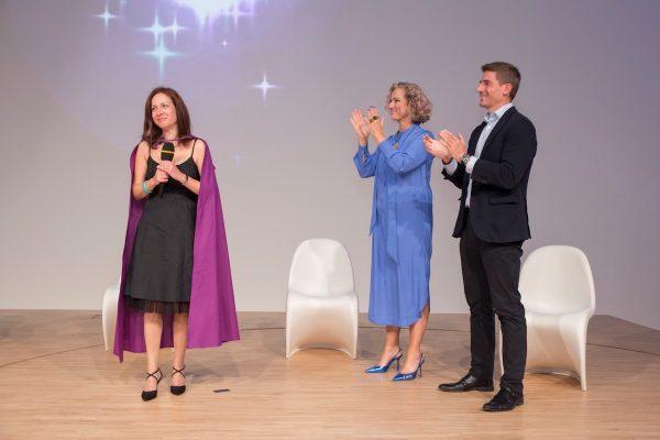 Kreativní superhrdinkou Česka byla vyhlášena Jitka Andrlíková