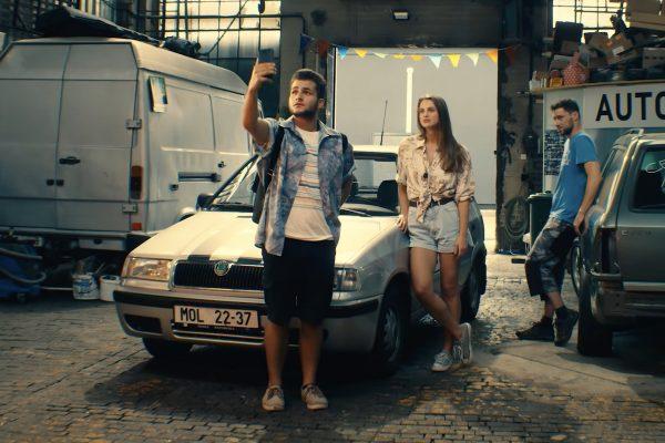Z kampaně ČSOB