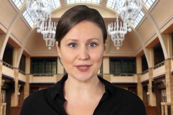 Superdebata ČT i s virtuální moderátorkou Matyldou měla milion diváků