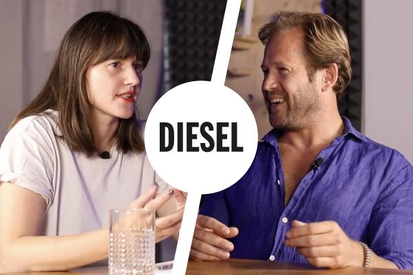 Na značky! Pavlína Louženská a Jiří Rákosník o kampani Dieselu