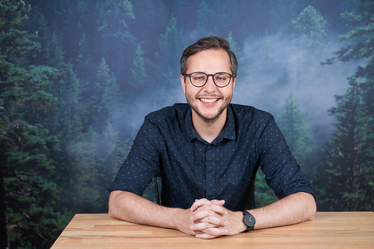 Projektový manažer Filip Fišer