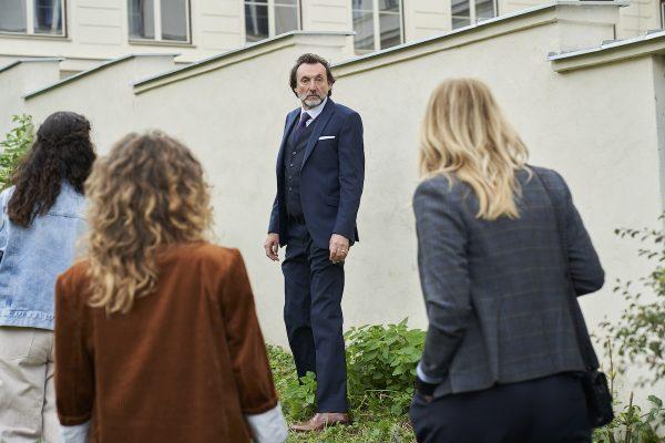 Hřebejk natáčí pro HBO slovenský seriál Víťaz