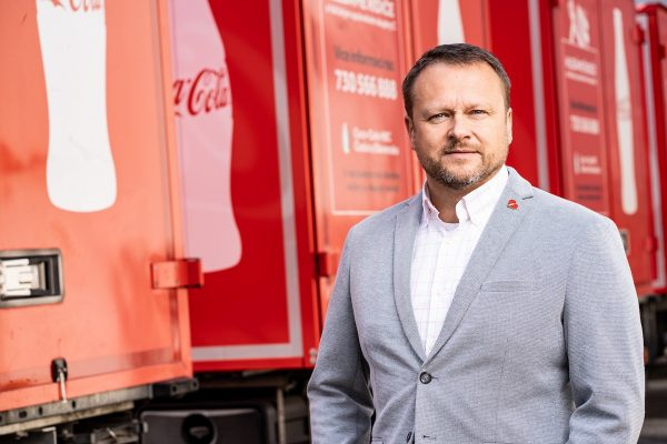 Coca-Cola má nového šéfa pro Česko a Slovensko